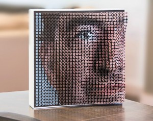 CantorFineArt_AndrewMyers_TopographicalFace, Zack